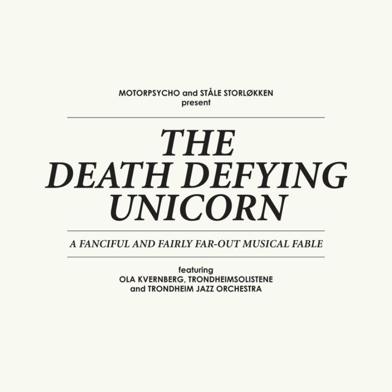 The Death Defying Unicorn