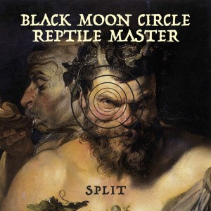 Black Moon Circle - Reptile Master, FRONT COVER