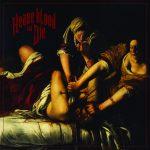 Heave Blood & Die LP, front