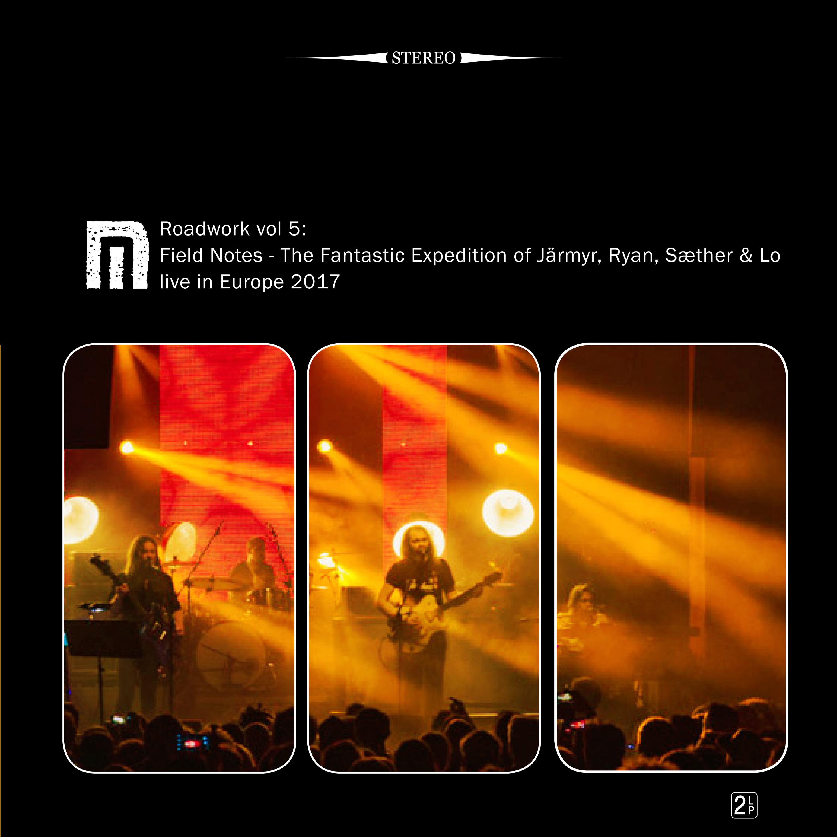 MOTORPSYCHO – STICKMAN RECORDS